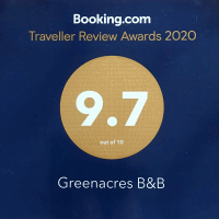 booking.com guest reviews award